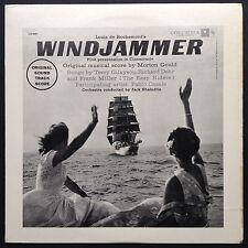 Import! Morton Gould WINDJAMMER Cinemiracle film soundtrack OST LP 1958 Cinerama