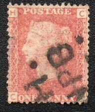 ROYAUME UNI ;GREAT BRITAIN ;1p ; 1864 ; YT 26 ; Scott 33 / L245
