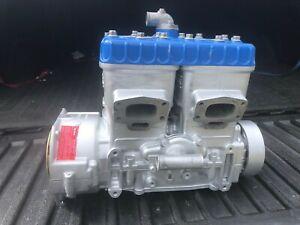 Rotax 582 UL Blue Head Engine Ultralight, fly wheels, pre oiler, Intakes,,,,