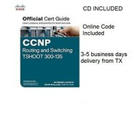CCNP ROUTING AND SWITCHING TSHOOT 300-135, 1E by RAYMOND LA