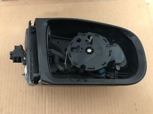 MERCEDES BENZ E55 E320 E430 W210 98-02 FRONT RIGHT DOOR MIRROR AUTO DIM POWER