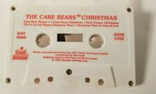 The Care Bears Christmas Cassette Tape 1983