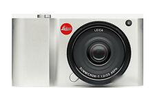 Leica T Typ 701 Silver Mirrorless Digital Camera w/Summicron 23mm F2 ASPH #18181