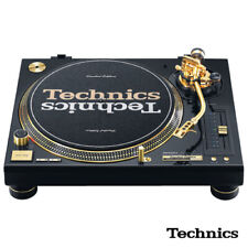 TECHNICS SL-1200 GLD Limited Gold Edition (Brand New // Sealed Box)