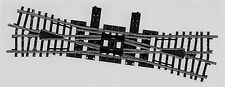 Märklin H0 2275 K-Gleis Doppelte Kreuzungsweiche NEU + OVP