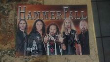 Hammerfall Built to Last Autograph