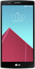 LG G4 H815 32GB Black Leather Brand New 4G Unlocked Android Smartphone