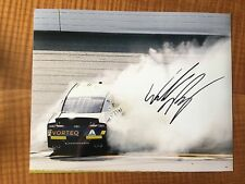 William Byron Signed 8x10  Photo NASCAR autograph COA