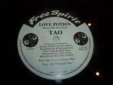 "LOVE POTION (Walker & Butler) - TAO - UK 2-track 12"" Vinyl Single"