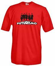 Maglia Futurismo A11 Marinetti Balla Carrà Avanguardia Novecento T-shirt Cotone