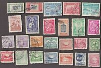 25 All Different  BOLIVIA Stamps