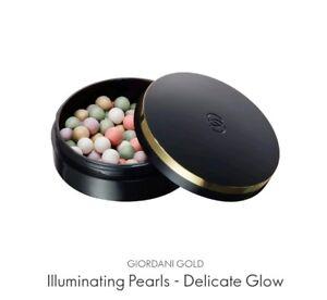 Oriflame Giordani Gold Illuminating Pearls - Delicate Glow
