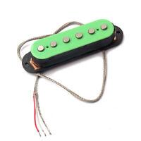 Alnico V Hand Wound Guitar Pickups for ST Strat Stratocaster Guitar Replacement