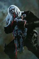 VENOM #30 MIKE MAYHEW VIRGIN VARIANT NM SPIDER-MAN CARNAGE KNULL KING IN BLACK