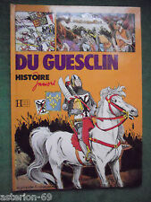 DU GUESCLIN ILL EDUARDO T COELHO TEXTE CLAUDE GAUVARD HISTOIRE JUNIORS