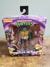 "Teenage Mutant Ninja Turtles In Time SLASH 7"" Scale Action Figure NECA Brand New"