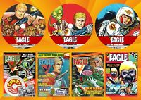 Eagle Series 2 (1-505 Complete) Comics On 3 PC DVD Rom's (CBR FORMAT)