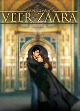Veer Zaara - ShahRukh Khan, Preity Zinta, Rani Mukerji Hindi bollywood movie dvd