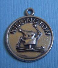 Vermont skiing sterling charm Vintage Bates & Klinke Killington