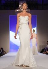 Blue by Enzoani size 10 Ivory Wedding Dress. Perfect condition