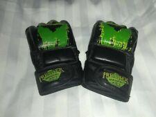 Premier Martial Arts Fingerless Gloves