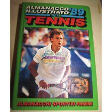 Almanacchi di Tennis Panini 1989 89