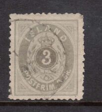 Iceland #5 Used **With Certificate**