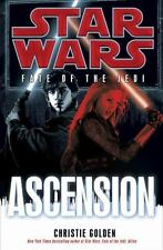 Ascension: Star Wars (Fate of the Jedi), Golden, Christie, Acceptable Book
