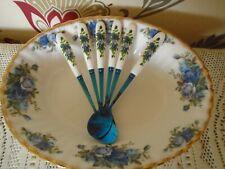 royal albert Moonlight rose **INSPIRED *** SET OF 6 Good match spoons