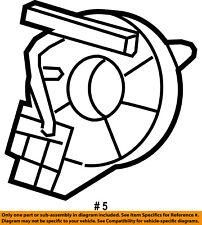 FORD OEM Airbag Air Bag-Clockspring Clock Spring AT4Z14A664A