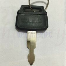 1PCS Keys For Kobelco K250 Kawasaki Case Excavator Wheel Loaders NEW DH