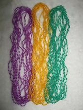 ST PATRICKS DAY Beads, Set of 30 Necklaces,Take Apart,Great for Classrooms,SMALL