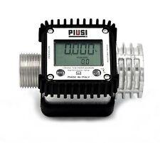 CONTALITRI DIGITALE TURBINA PIUSI K24 per GASOLIO