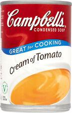 Campbell's Condensé Crème De Tomate Soupe 3 X 295g