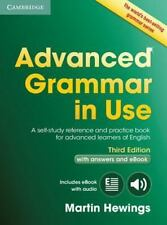 Advanced Grammar in Use Book with Answers and Interactive eBook: A Self-Study Re
