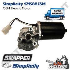 Simplicity OEM Electric Motor 1715885SM / 709509