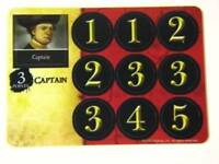 Pirates PocketModel Game - 070 CAPTAIN