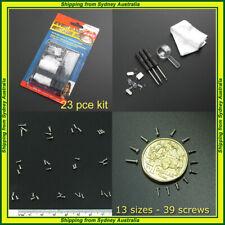 Eye glasses repair kit , 13 SIZES SCREWS INCLUDED,sunglasses mini screwdrivers