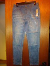 DKNY Ankle Jeans Vintage Look 6 NWT