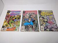 1993 HYPERKIND # 1 2 Ectokid # 1 Clive Barker MARVEL RAZORLINE COMICS lot of 3
