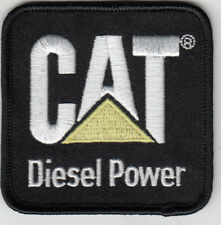 CAT DIESEL EMBROIDERED PATCH