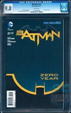 BATMAN #21 CGC 9.8 - BATMAN ORIGIN RETOLD - SOLD OUT - FIRST PRINT EDITION