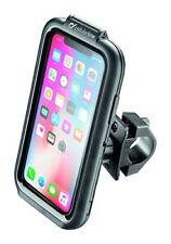 Supporto Moto CELLULARLINE per iPhone x fissaggio a tubolare unico