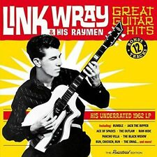 LINK WRAY/LINK WRAY & HIS RAY MEN - GREAT GUITAR HITS * NEW CD