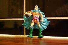 Undead Skeleton Knight Figurine with Cloak