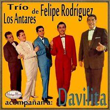 DAVILITA CON FELIPE RODRIGUEZ Y SU TRIO LOS ANTARES iLatina CD #154 Puerto Rico