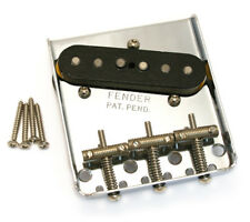NEW Genuine Fender '62 Custom Tele Bridge Assembly w/ Pickup Vintage 0056069000