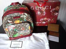 GUCCI GG Tian Supreme Backpack Leather Bag New in Box Mochila Bolso Original!