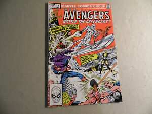 Avengers Annual #11 (Marvel 1982) Free Domestic Shipping