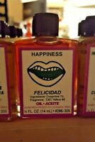 HAPPINESS Ritual Oil Spell Wicca PAGAN Witchcraft 1/2 OZ Occult